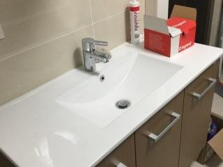 橱柜及台盆柜安装