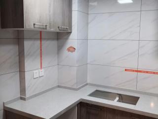 橱柜,台面安装施作