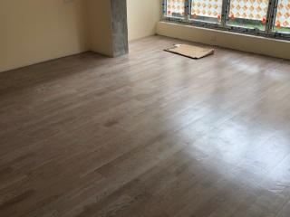 木地板铺设