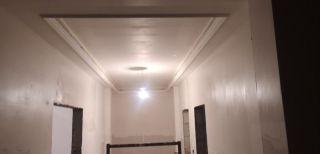 墙、顶面腻子批嵌