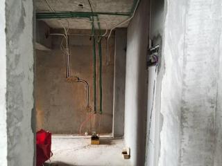 强弱电路排管穿线施作