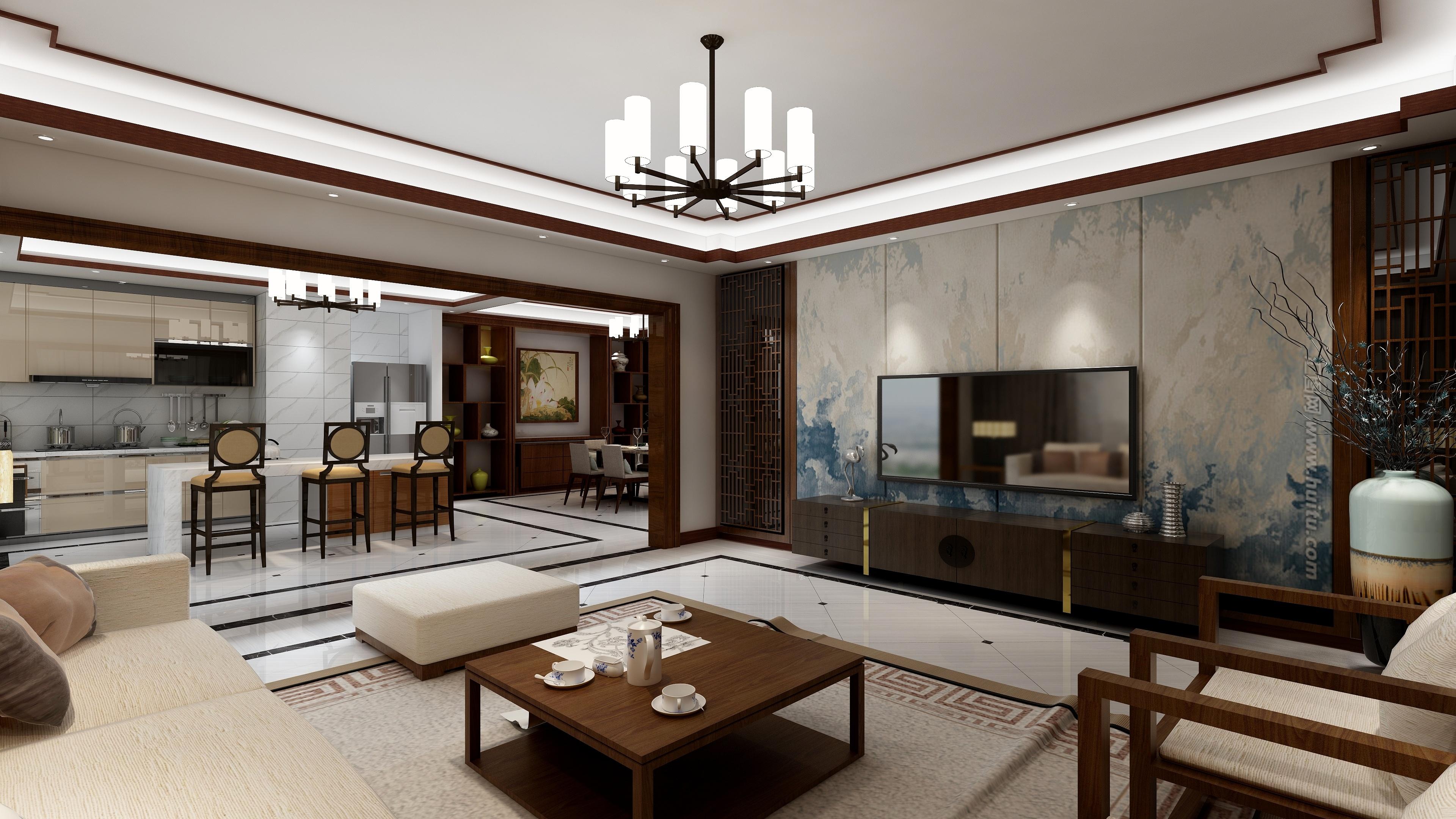 未来之家-新中式