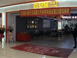 上海马桥万达店门店-百安居