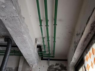 给水管安装